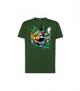 """camiseta Mariano""""el porrero medieval"""""""