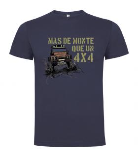 MAS DE MONTE QUE UN 4x4